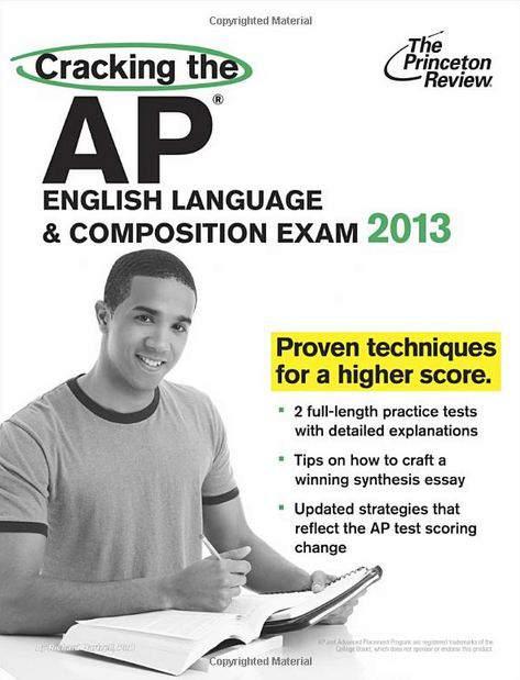 ap english 3 exam essays