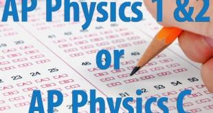 AP Physics 1 2 C