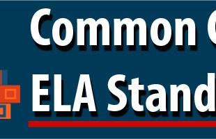 Common Core ELA standards