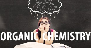 Organic Chemistry Tip Don't Panic