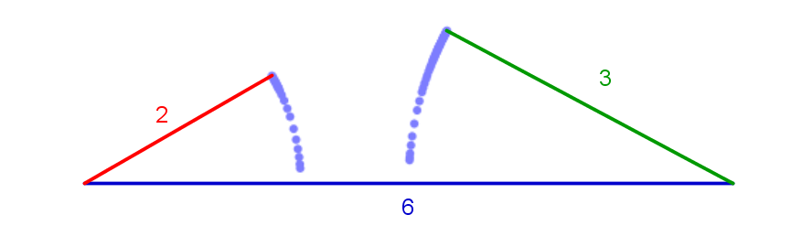 Triangle Inequality 2