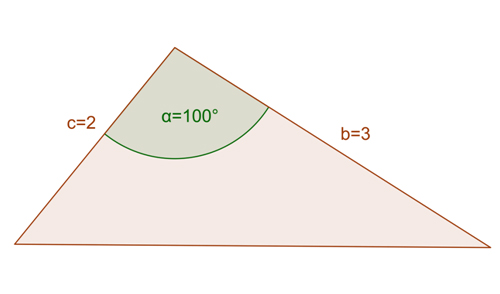 Law of Cosines 3