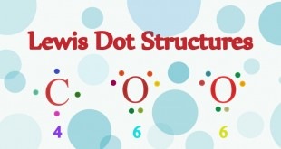 Lewis Dot Structures 1