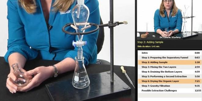 [How to Survive Organic Chemistry Lab] - Educator.com