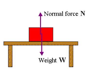 Figure 2: normal force