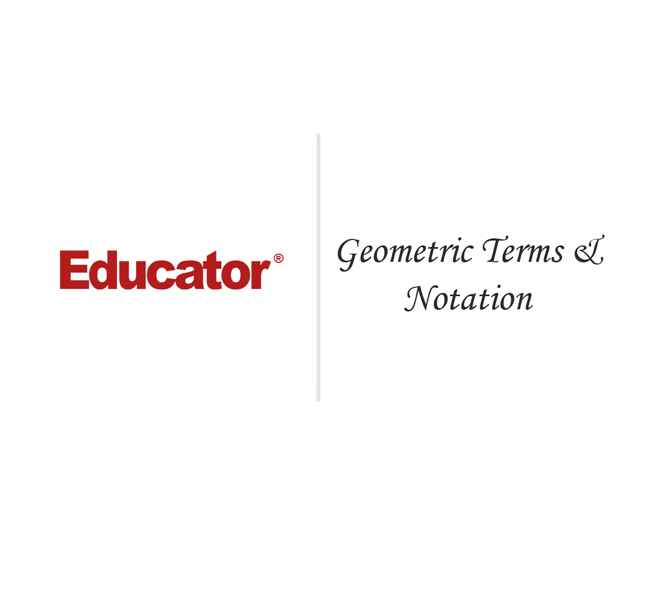 mathematical terminology and notation