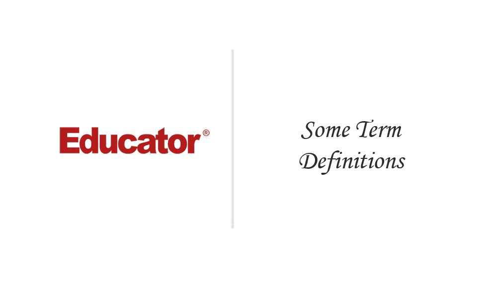 3. [Some Term Definitions] | Adobe Premiere Pro CS6 | Educator.com